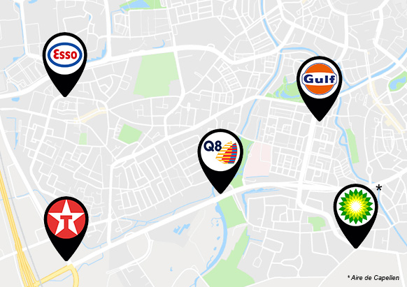 Carte carburant GO stations service