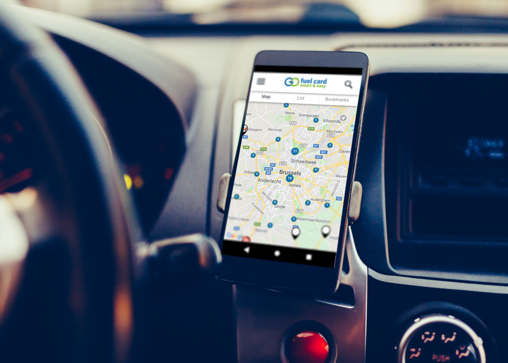 Car Service App: GO Fuel Card